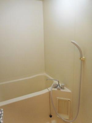 【浴室】ドミール仲谷1号館