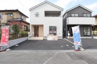【外観】酒々井町東酒々井 新築戸建 酒々井駅
