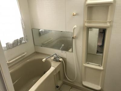 【浴室】裾野市呼子中古住宅