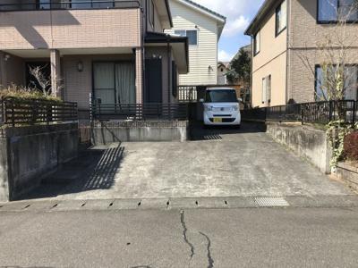 【駐車場】裾野市呼子中古住宅