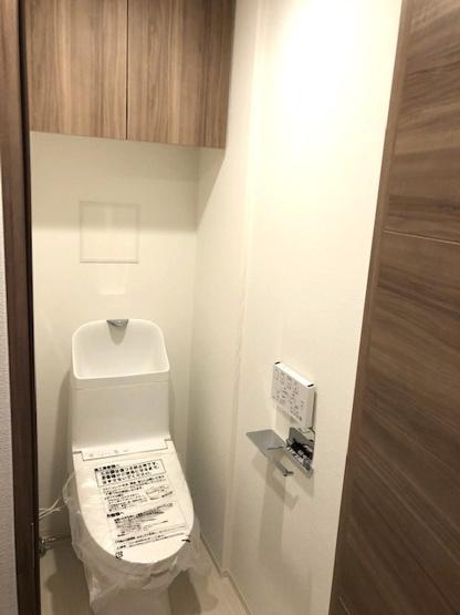 【トイレ】オーキッドレジデンス上野稲荷町
