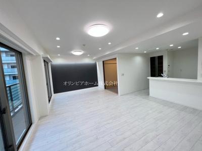 【外観】コスモシティ亀戸 7階 リノベーション済 2002年築
