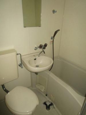 【浴室】菊名センチュリー21