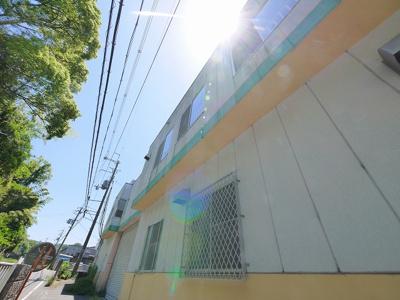 【外観】白毫寺町倉庫