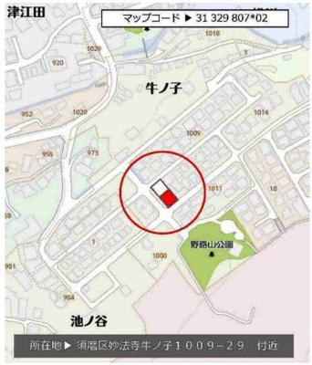 須磨区妙法寺 新築2号地 仲介手数料無料!