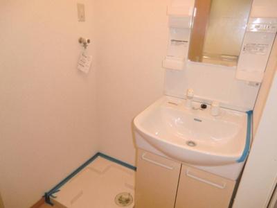 イメージ画像になります。 シャンプードレッサー、室内洗濯機置き場あり