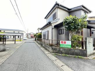 千葉市若葉区若松町 中古一戸建て 小倉台駅 閑静な住宅街となっております!