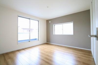 使い勝手のいい洋室です:建物完成しました♪♪毎週末オープンハウス開催♪三郷新築ナビで検索