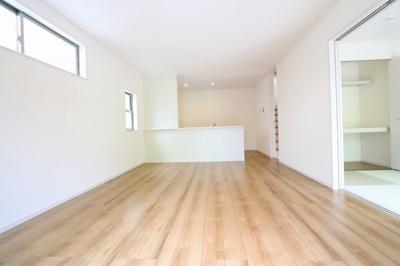 外観です:建物完成しました♪♪毎週末オープンハウス開催♪三郷新築ナビで検索