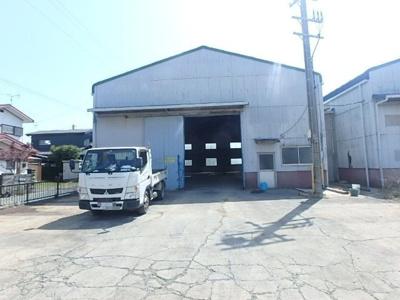 【外観】舞阪町倉庫 東棟