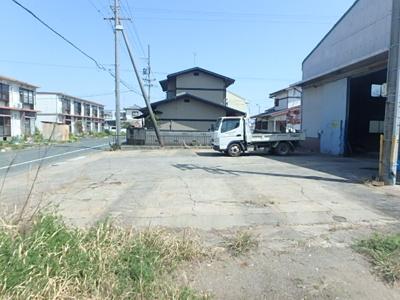 舞阪町倉庫 東棟