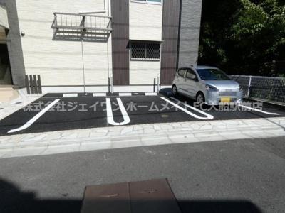 【駐車場】M・T・Kレストハイツ
