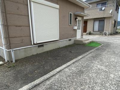軽自動車駐車可