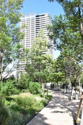 【外観】ベイズタワー&ガーデン(BAYZ TOWER&GARDEN)
