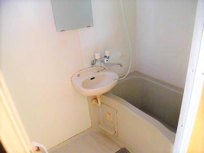 【浴室】メインシティガーデン ソル・ティエラ