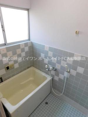 【浴室】西鎌倉ハイツ