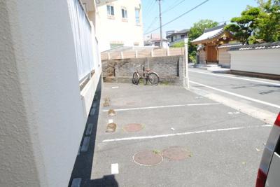 【駐車場】フラワーガーデン