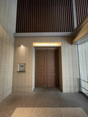 【エントランス】クラッシィタワー淀屋橋