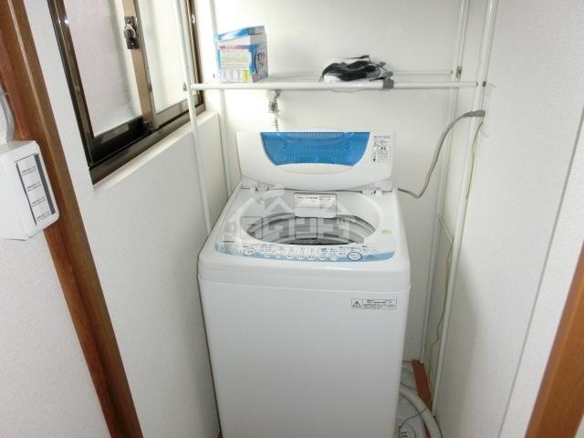 共用全自動洗濯機・ヒロアパートメント
