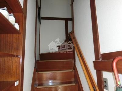 共用階段スペース・ヒロアパートメント