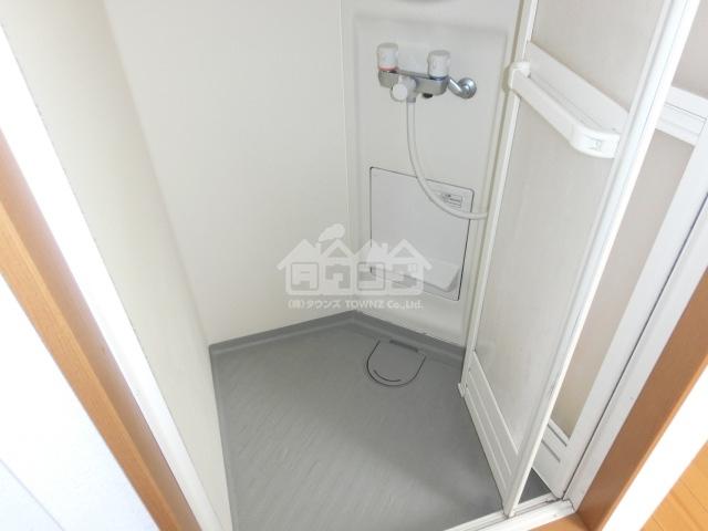 共用シャワールーム・ヒロアパートメント