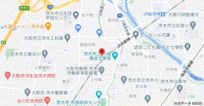 【地図】フェニックスウエスト