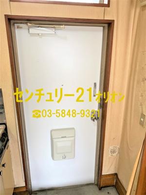【玄関】ピープルハイツ