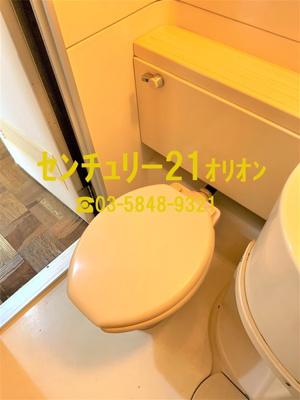 【トイレ】ピープルハイツ