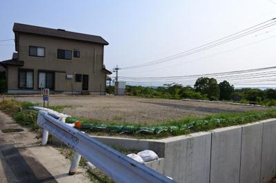 【外観】【土地】宮崎市下北方町土地