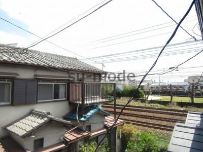 【展望】富田丘町テラスハウス