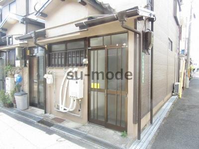 【エントランス】富田丘町テラスハウス