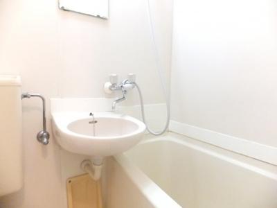 【浴室】カーサフロール西船
