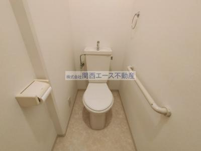 【トイレ】アムール新石切
