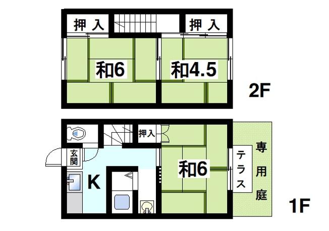 3Kのお部屋です