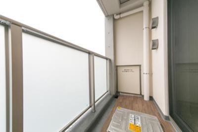 【バルコニー】パークアクシス浅草橋2
