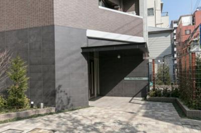 【エントランス】パークアクシス浅草橋2