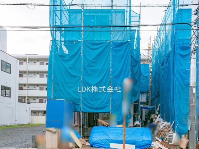上棟   (撮影 21/06/02)