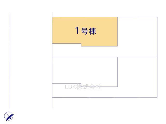 【外観パース】新築戸建/富士見市西みずほ台1丁目(全4棟)