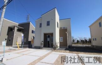 【外観】近江八幡市篠原町3丁目 1号棟 新築戸建