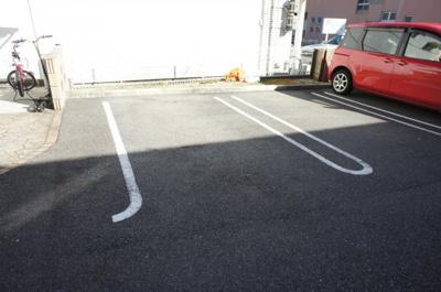 【駐車場】カレックスⅡ