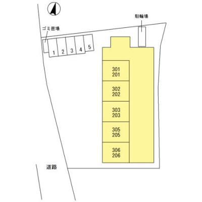 【区画図】KASHIWA