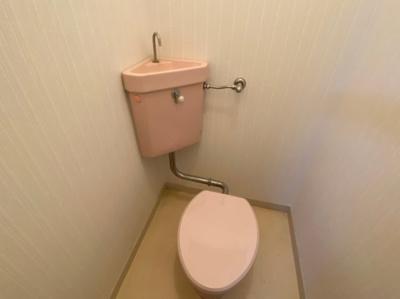 【トイレ】ハイツコスモ