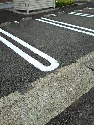 【駐車場】サニーサイドUP