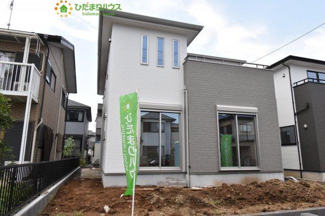 蓮田市西新宿 1期 新築一戸建て 01