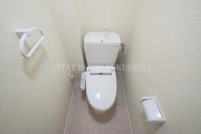 【トイレ】大淀町スワローハイツ