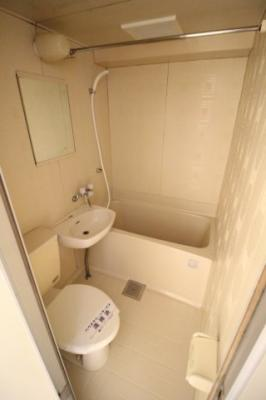 【浴室】第二大森マンション