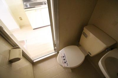 【トイレ】第二大森マンション