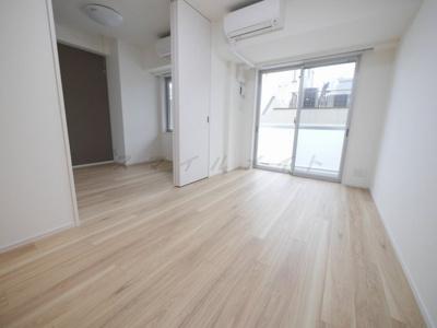 【居間・リビング】アーバネックス横濱馬車道