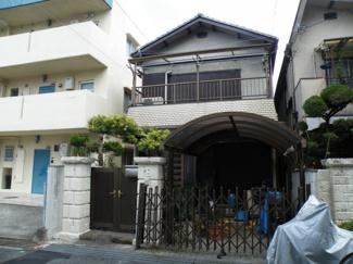 【外観】尼崎市武庫之荘 売土地