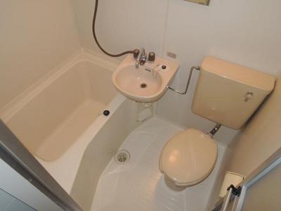【浴室】ラ・ヴィートロワ